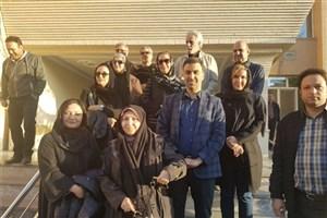 ورود کاروان دوم  سینماگران به مناطق زلزله زده