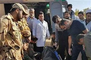 فرمانده کل ارتش در پی نامه تشکر آمیز وزیر بهداشت: زلزله غرب کشور موجب همبستگی و همدلی بیشترمردم شد