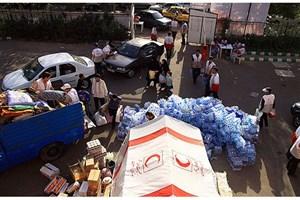 جمع آوری کمک های مردمی زلزله زدگان در نمایشگاه رسانه های دیجیتال
