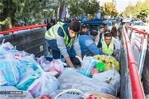 تامین ملزومات پزشکی مورد نیاز آسیب دیده زلزله توسط دانشگاه علوم پزشکی