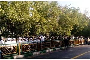 برپایی مراسم عزاداری نیروهای مسلح به مناسبت 28 صفر