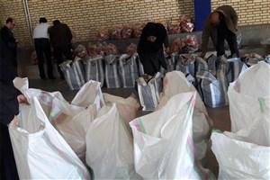 ارسال کمک های دانشگاه آزاد اسلامی واحد تویسرکان به زلزله زدگان غرب کشور
