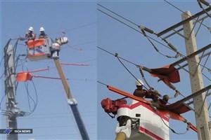 برقرسانی به 500 روستا تا پایان امسال/افزایش تابآوری شبکه برق روستایی