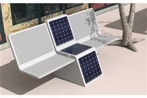 Iranian Startup Make Solar Bench