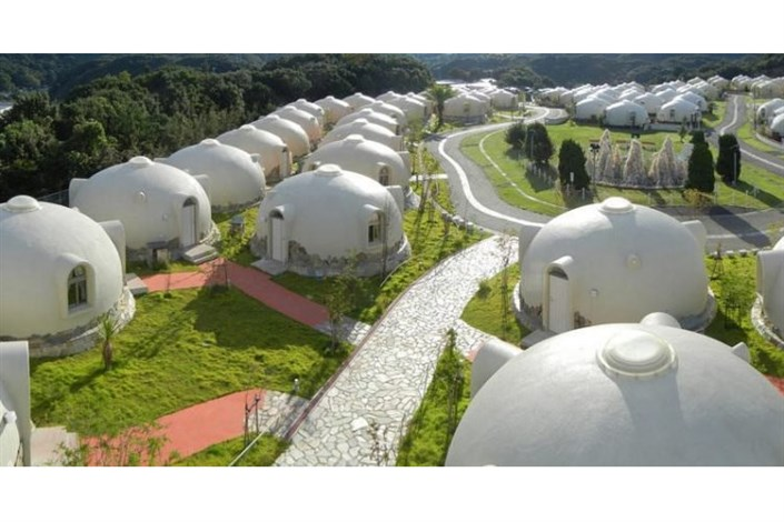 Japan's Earthquake-Resistant Dome Houses