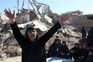 9000  زلزله زده دچار شوک،وحشت زدگی و پرخاشگری پس از بحران شده اند/آسیب دیدگی 90 هزار نفر در زلزله کرمانشاه
