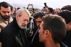 رییس مجلس: بنیاد مسکن هرچه سریعتر برای بازسازی مناطق زلزله زده اقدام کند