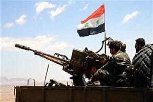 کنترل کامل ارتش سوریه بر شهر بوکمال