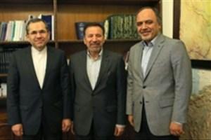 معارفه مجید تخت روانچی به عنوان معاون سیاسی دفتر رئیس جمهور برگزار شد