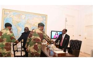 موافقت مشروط موگابه با استعفا