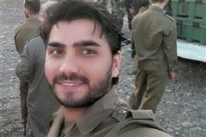 «بابک نوری هریس» به شهدای مدافع حرم استان گیلان پیوست