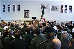 جلسه رسیدگی به مشکلات زلزلهزدگان استان کرمانشاه با حضور مقام معظم رهبری