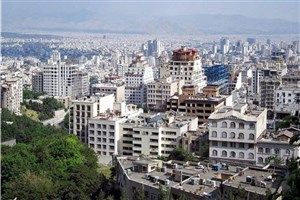 قیمت یک متر واحد مسکونی در مناطق مختلف شهر تهران؟ + نمودار