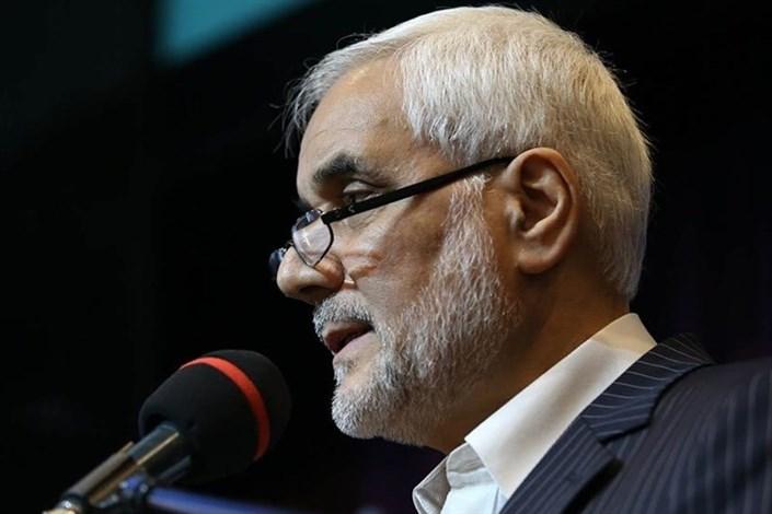 محسن مهرعلیزاده استاندار اصفهان