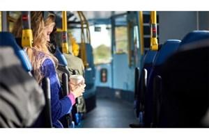 اتوبوسهایی  با سوخت قهوه