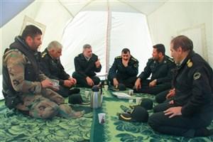 تشکیل قرارگاه پلیس پیشگیری ناجا در منطقه ثلاث باباجانی