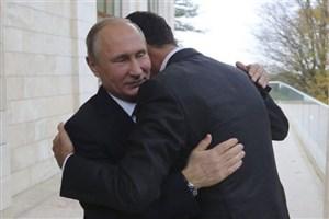 پوتین و اسد در سوچی  چه گفتند؟