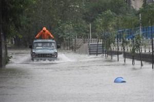 بارش باران در ارومیه