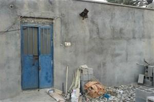 مرمت و بازسازی خانه های افراد بی بضاعت و مستمندان منطقه 13