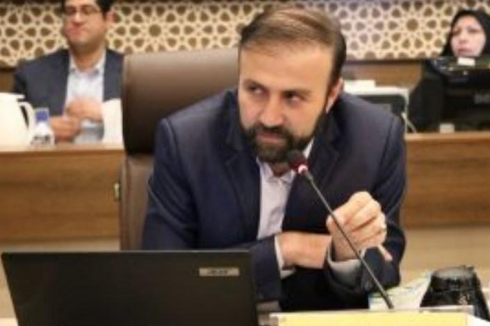 احمد تنوری شورای شهر شیراز