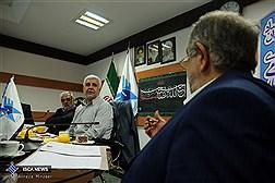 جلسه شورای اقتصاد دانش بنیان و سرمایه گذاری دانشگاه آزاد اسلامی