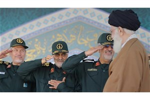 General Soleimani Congratulates Ayatollah Khamenei on Victory over ISIS