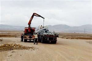 آغاز عملیات اجرایی احداث شبکه برق شهرک فناوری آزاد واحد بجنورد