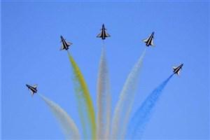 مانور هوایی مشترک پاکستان و چین