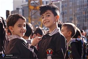 اولین روز ورود  ۱۰۴ هزار کلاس اولی به مدرسه