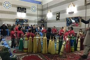 مشارکت هیات رئیسه دانشگاه آزاد اسلامی خاش در جشن گلریزان کمک به زلزلهزدگان