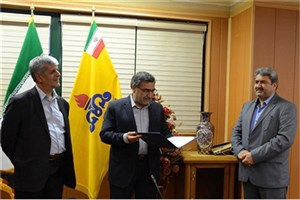 سرپرست مدیریت برنامه ریزی شرکت ملی گاز ایران منصوب شد