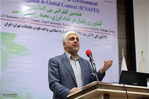 The Model of Sustainable Development Becoming Meaningful in Iran Perspective Document