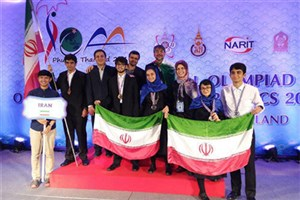 Iranian Students Shines in at Intl. Olympiad on Astronomy and Astrophysics