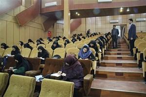 برگزاری مسابقه کتابخوانی در دانشگاه آزاد اسلامی واحد رشت