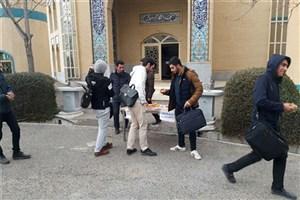 جشن پیروزی جبهه مقاومت بر داعش در دانشگاه آزاد اسلامی اردبیل برگزار شد