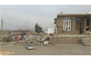 کار بازسازی واحدهای روستایی آغاز شد/نگرانی مردم از ایمنی خانه ها
