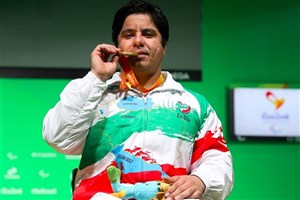 مجید فرزین، مدعی اصلی قهرمانی در وزنهبرداری معلولان جهان