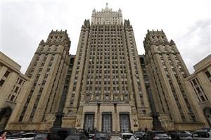 دستگیری دیپلمات روس در فرانسه