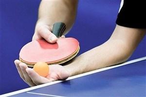 صعود احمدیان به جمع ۶۴ بازیکن برتر در تنیس روی میز جوانان جهان