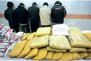هشت باند قاچاق مواد مخدر در هرمزگان متلاشی شد/دستگیری 370 قاچاقچی مواد