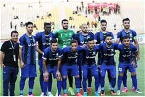 اعلام ترکیب استقلال خوزستان برابر پیکان