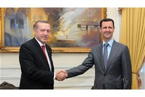 چراغ سبز اردوغان به نزدیکی به بشار اسد!