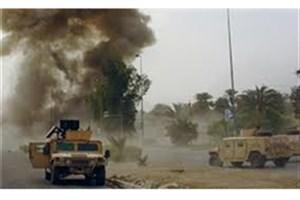 عملیات ارتش مصر علیه تروریستها در صحرای سینا