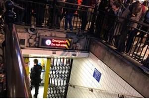 ایستگاه متروی میدان آکسفورد در لندن تخلیه شد