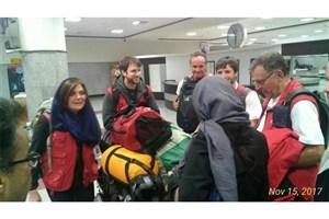 کمک نیم میلیون دلاری صلیب سرخ به زلزلهزدگان کرمانشاه