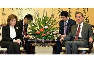 چین به کمک در بازسازی سوریه تعهد داد