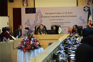 Iran & EU to Co-op on Environmental Issues