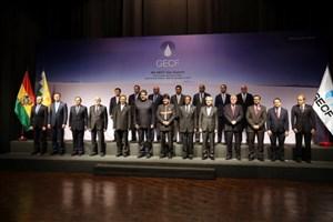 بیانیه چهارمین اجلاس سران کشورهای عضو مجمع کشورهای صادرکننده گاز