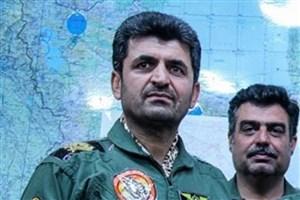 فرمانده جدید پایگاه هوایی اصفهان منصوب شد