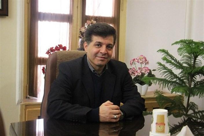 علی مالمیر مدیر کل میراث فرهنگی صنایع دستی و گردشگری استان همدان